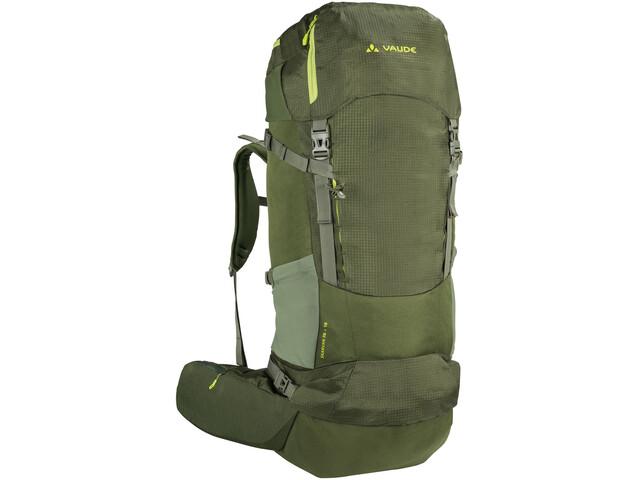 VAUDE Skarvan 75+10 Backpack clover